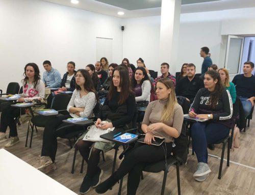 Почела реализација наставе на курсевима страних језика