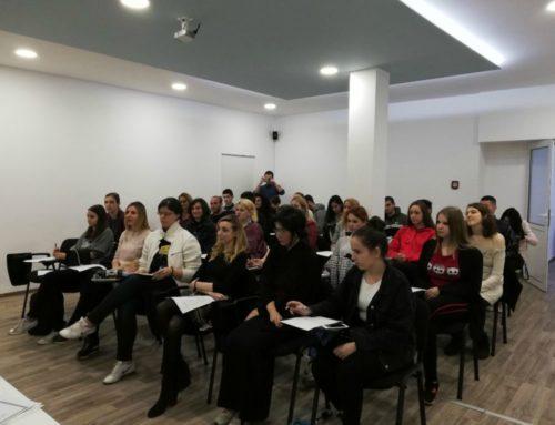 Додељени сертификати полазницима Школе страних језика